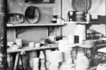 Atelier de la rue Mouffetard, c. 1960.