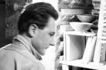 Jean Payen devant son four, c. 1958.