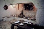 Salle d'exposition attenant à l'atelier de Gordes, c. 1978