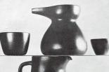 """Photo à vocation """"publicitaire"""" conçue par Jean Payen avec un photographe au début des années 60."""