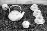 Service à thé, fin des années 50.